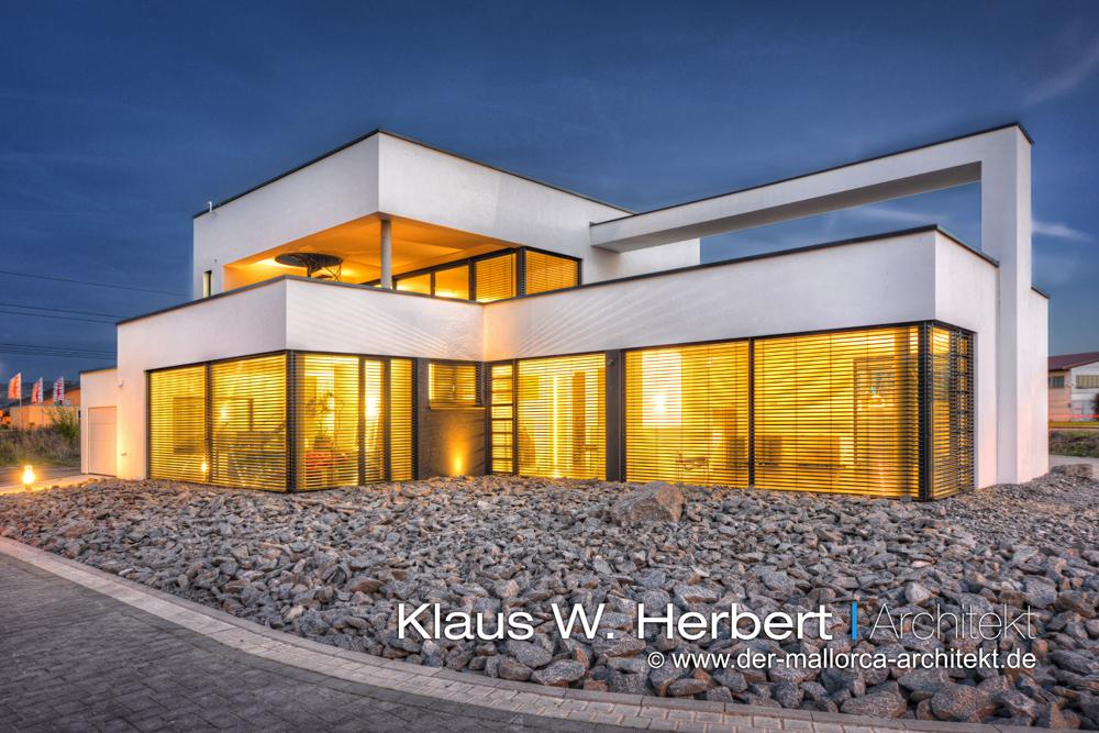 Klaus W. Herbert - Architekt: Der Architekt in Mallorca